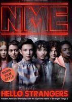 Stranger Things 2 – NME magazine – 27 October 2017