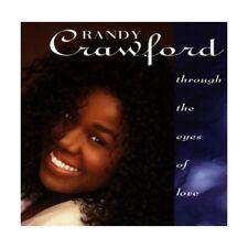 CD RANDY CRAWFORD THROUGH THE EYES OF LOVE 075992673624
