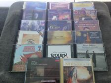Lot Of 18 MISC.  CLASSICAL CD'S