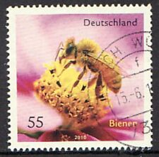 Germany Vintage 2010 Bees Insect Animals Self-Adhesive Michel 2798 Gest