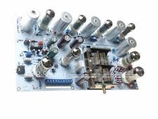 Tube FM Radio Audio Vacuum Stereo Receiver Kit DIY + Digital frequency meter