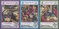 NOUVELLES HÉBRIDES N°438/440 - NEUF ** LUXE GOMME D'ORIGINE - COTE 6€