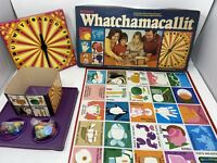 Rare Vintage Whatchamacallit Board Game (Berwick 1972) Complete -SEE DESCRIPTION
