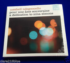 SEALED Ndegeocello Pour une ame Souveraine A Dedication to Nina Simone Jazz Soul