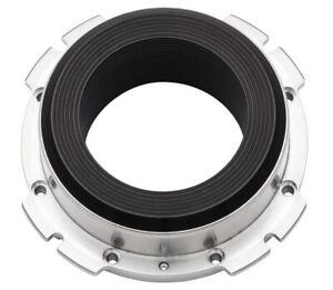 @ Carl ZEISS CP.2 Lens Mount for 100 100/2.1 Close Focus + cap / screws @
