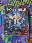 "Vtg Space Hulk Big Box 3.5"" Computer Game Warhammer 40k Ae Ibm Pc Me Dos"