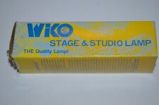Wiko FBX 120V 650W Stage and Studio Lamp Frosted