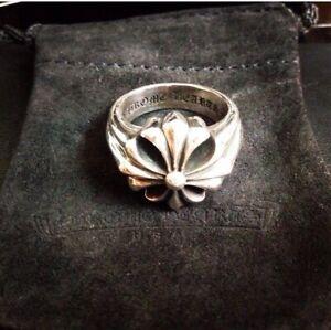 Chrome hearts Croix De Malte ring