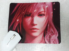 Alfombrilla raton mousepad Lightning FF Final Fantasy SHIPS WORLDWIDE