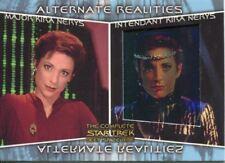 Complete Star Trek Deep Space Nine Alternate Realities Chase Card AR2