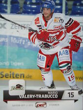011 Mario Valery-Trabucco Augsburger Panther DEL 2011-12