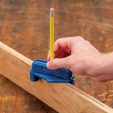 Center Offset Marking Tool for Woodworking Carpentry Joinery Worksite