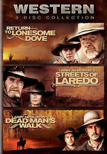 Lonesome Dove: 4 Discs Collection (DVD, 2013, 2-Disc Set)