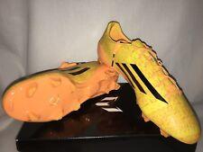 Adidas F50 Adizero Messi Fg Soccer Cleats Size 9.5