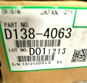 D1384063-GENUINE Ricoh Pro C5110S Fusing Flat Belt Polish Roller, OEM