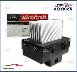 NEW OEM FORD BLOWER MOTOR RESISTOR AC HEATER  FORD LINCOLN 8E5Z19E624A YH1825