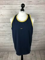 NIKE AIR MAX Basketball Jersey - Large - Great Condition - Men's