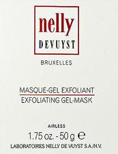 Nelly De Vuyst Exfoliating Gel-Mask 1.75oz (50g) Brand New