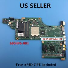 605496-001 HP Pavilion DV7 DV7-4000 dv7-4165dx AMD Laptop Motherboard US Loc A