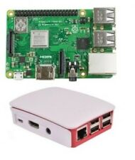 RASPBERRY Pi 3 Model B Plus With Official White Case