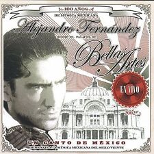 Audio CD: 100 Anos De Musica Mexicana: Bellas Artes / Un Canto de Mexico / En Vi