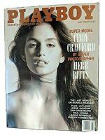 Playboy July 1988 Cindy Crawford Paul Hogan Judge Reinhold Jay Leno