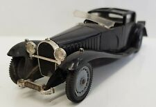 Modellino Auto SOLIDO BUGATTI 41 ROYALE 1930 1/43 Vintage France