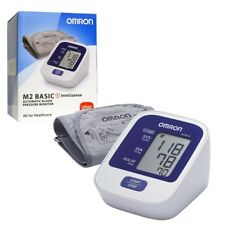 Omron M2 Automatic Portable Digital Blood Pressure Monitor OM-M2 with Batteries