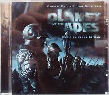 Danny Elfman/ Original Soundtrack - Tim Burton's Planet Of The Apes (CD 2001)