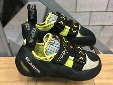 Scarpa Vapor V Size:36 Climbing Shoes Gear Vibram