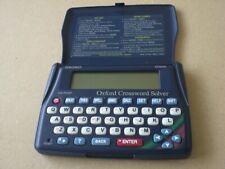 OXFORD CROSSWORD SOLVER, ER3200. pocket size