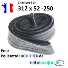 Chambre à air 312x52-250 pour poussette HIGH TREK de Bébé confort 312 x 52 - 250
