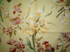 COLEFAX & FOWLER FABRIC CLARISSA - YELLOW