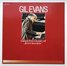 GIL EVANS plays the music of Jimi Hendrix RCA LP superb NM