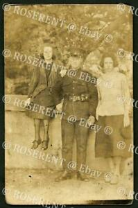 1923 N Ireland -Armagh - Black & Tans ? Constable William Whyte - Real Photo PPC