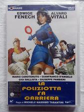 LA POLIZIOTTA FA CARRIERA Fenech Vitali Film DVD NUOVO