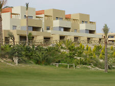 Holiday Flat for rent in Spain on Valle Del Este Golf Course (close to beach)