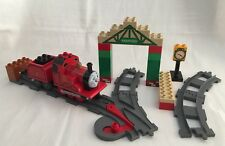 Duplo LEGO 5552 Thomas Train James At Knapford Station Lot B