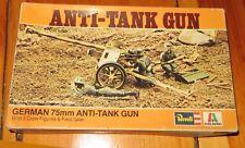 REVELL  German 76MM ANTI TANK GUN MODEL KIT NIB