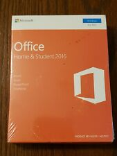 Microsoft Office Home and Student 2016 Windows Product Key Card
