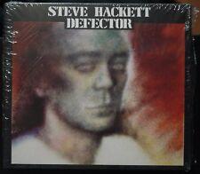 Steve Hackett. Defector. Two CDs+DVD set.