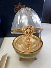 Faberge Limoges Golfher Egg Brand New In Box Mint Number 240