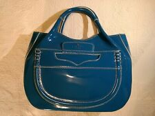 Kate Spade New York Patent Leather Hand Bag With Dust Cover