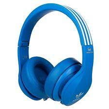 Monster Overear Adidas Blue auriculares