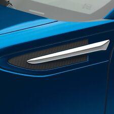 OEM 2013-2016 Subaru BRZ Chrome Fender Trim Set of 2 Left Right NEW E7110CA000