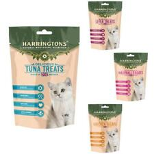 Harringtons Premium Natural CAT TREATS Liver Chicken 65gm