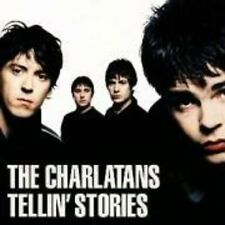 THE CHARLATANS UK - TELLIN' STORIES NEW CD