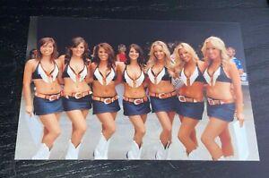 DENVER BRONCOS sexy NFL CHEERLEADER 🏈 4x6 GLOSSY PHOTO 🏈 hot candid (#G199)