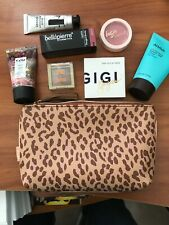 IPSY Lot Of 7 Cosmetic Makeup Beauty Samples Products & Makeup Bag NEW!