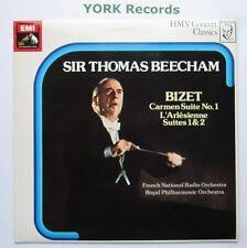SXLP 30276 - BEECHAM - Carmen / L'Arlesienne BEECHAM French NRO - Ex LP Record